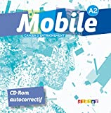 Mobile / A2 - CD-ROM d'exercices - Gustave Flaubert