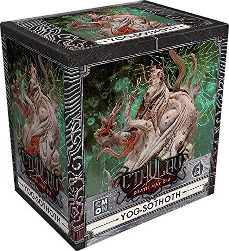 Asmodee Cthulhu: Death May Die - Yog-Sothoth, Erweiterung, Expertenspiel, Dungeon Crawler, Deutsch