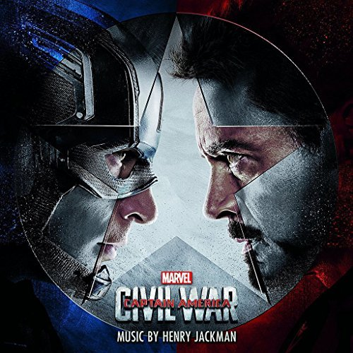 Captain America: Civil War (Henry Jackman) by Soundtrack