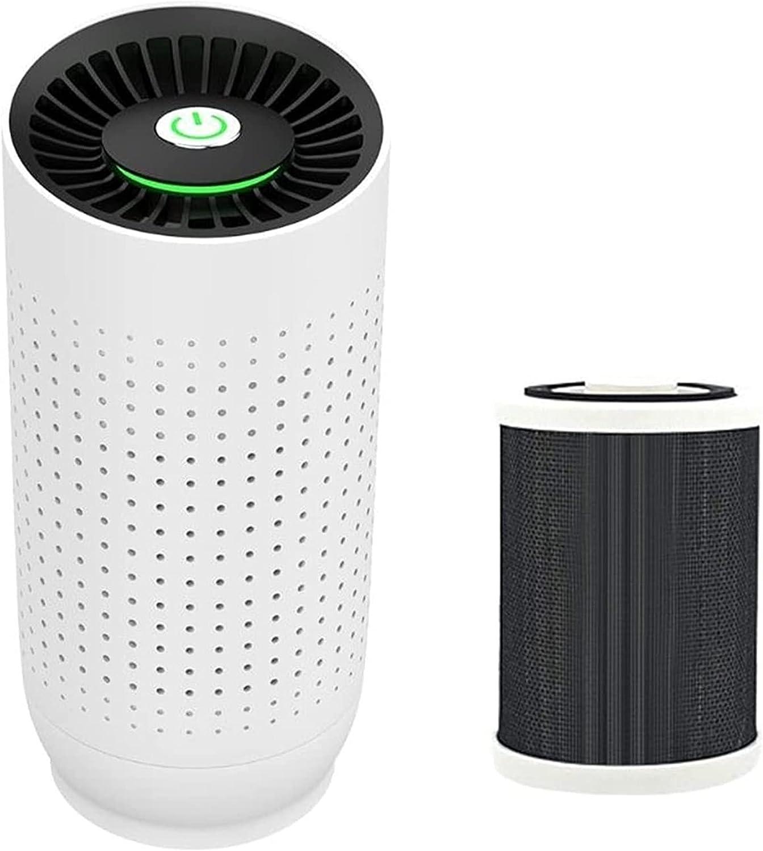 Portable Mini Denver Mall Latest item Car Air Purifier Negative USB Chargeable Freshener