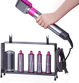FLE Storage Holder for Dyson Hair Airwrap Styler Hair Curling Wand Holder(Countertop..