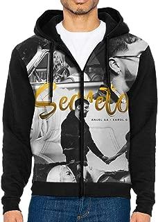 Anuel AA Karol G - Secreto Sports Comfort Men's Jacket Hoodie Sweatshirt