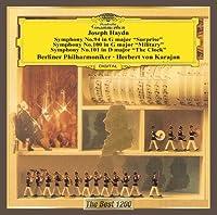 Haydn: Symphonies Nos. 94 100 & 101 by Herbert Von Karajan (2012-05-09)