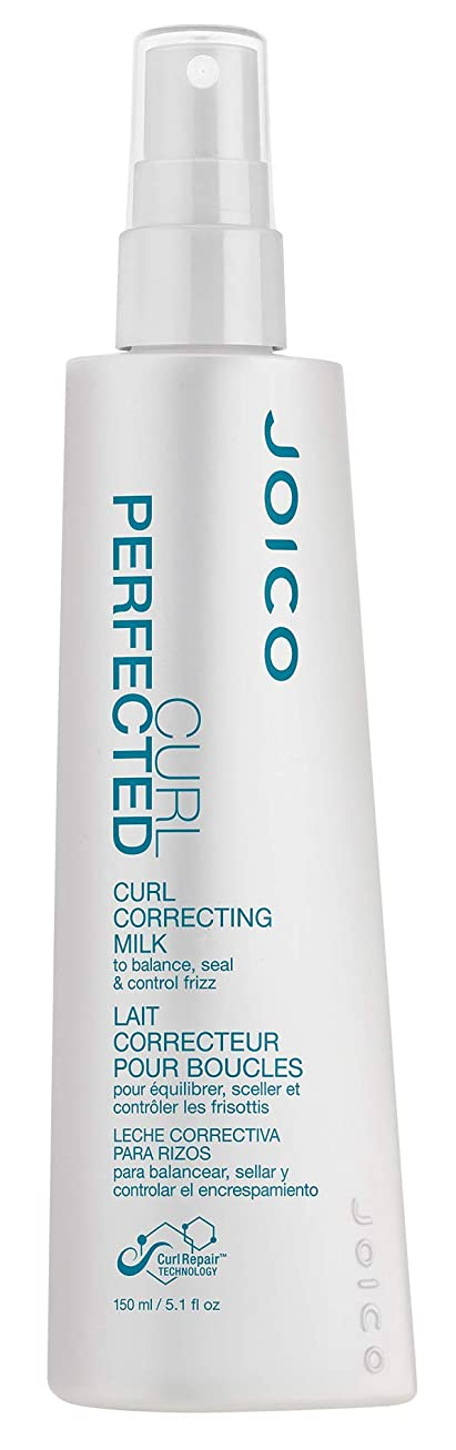 追跡飼い慣らす変形Curl by Joico Perfected Curl Correcting Milk 150ml by Joico