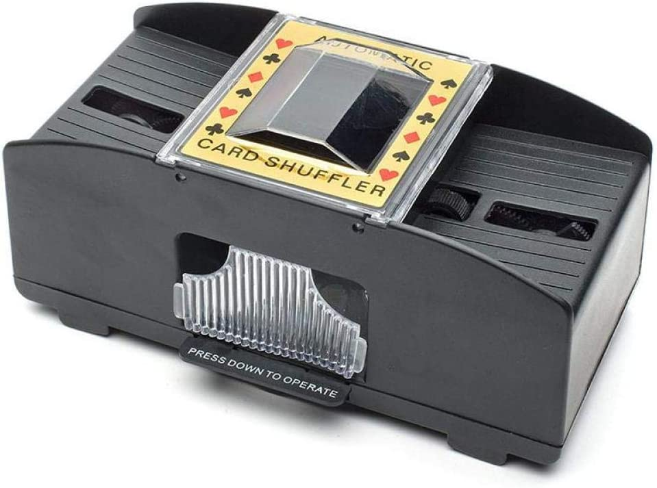 Cheap super special price yuanbogg Casino Robot Automatic Poker Shuffler Card Playing Save money Shuf