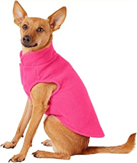 DroolingDog Dog Cat Fleece Vest for Small Dogs