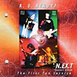 N.EX.T(ネクスト)【The First Fan Service】コンサート2CD[廃盤]