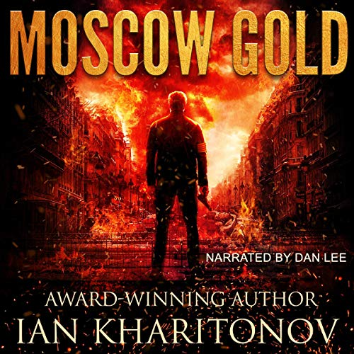 Moscow Gold  By  cover art