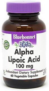 BLUEBONNET NUTRITION ALPHA LIPOIC ACID 100 mg