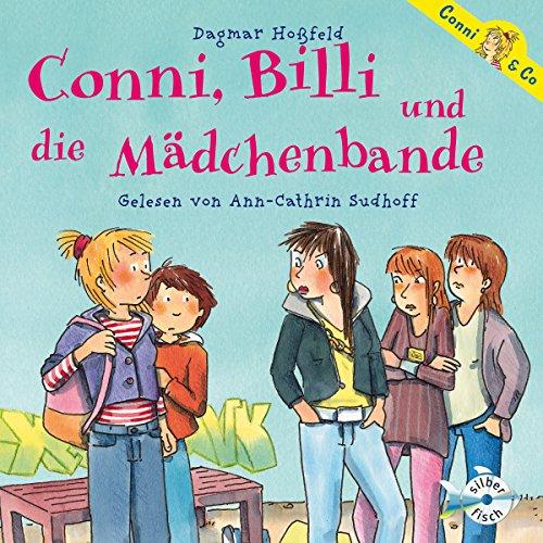Conni, Billi und die Mädchenbande audiobook cover art