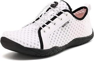 WHITIN Unisex Zapatilla Minimalista de Barefoot Trail