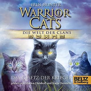 Das Gesetz der Krieger (Warrior Cats: Die Welt der Clans 3) Titelbild