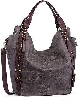 Women Handbags Hobo Shoulder Bags Tote PU Leather Handbags Fashion Large Capacity Bags