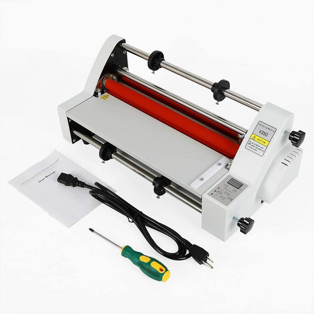 Hot Cold Indianapolis Mall Outlet ☆ Free Shipping Roll Laminator 110V Display 13