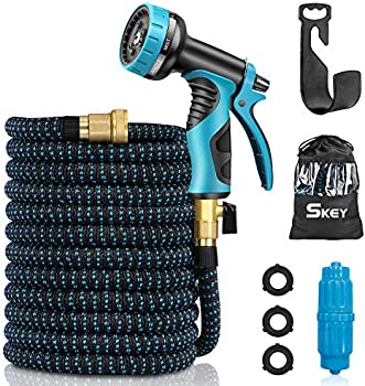 Skey 50ft Flexible and Expandable Water Hose