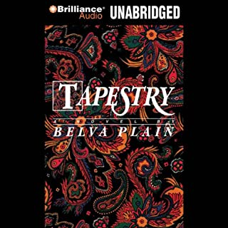 Tapestry audiobook cover art