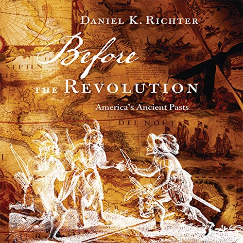 Before the Revolution audiobook cover art