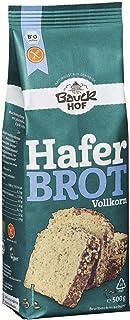 Bauckhof Bio Haferbrot Vollkorn glutenfrei 2 x 500 gr