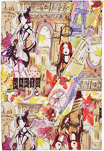 Martina Home Street Plaid Multiusage, Tissu, Multicolore, 180 x 270 cm