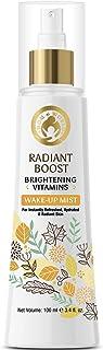 Mom & World Radiant Boost Brightening Vitamins Wakeup Mist, 100ml – With..