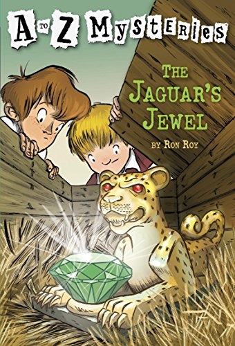 A to Z Mysteries: The Jaguar\'s Jewel (English Edition)