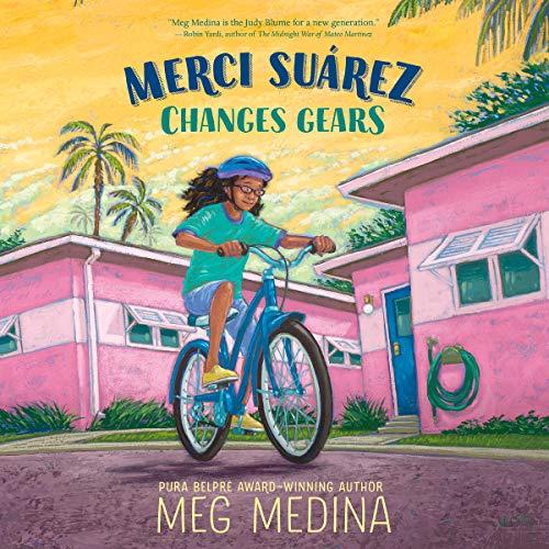 Merci Suárez Changes Gears audiobook cover art