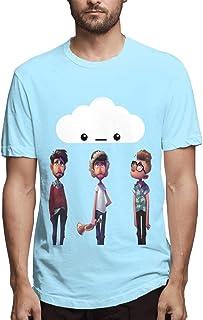 Adam Brett Jack Evan Ryan Joshua Short Sleeve T Shirt for Men
