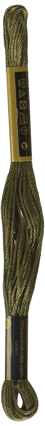 Anchor Six Strand Embroidery Floss 8.75 Yards-Tawny 12 per box