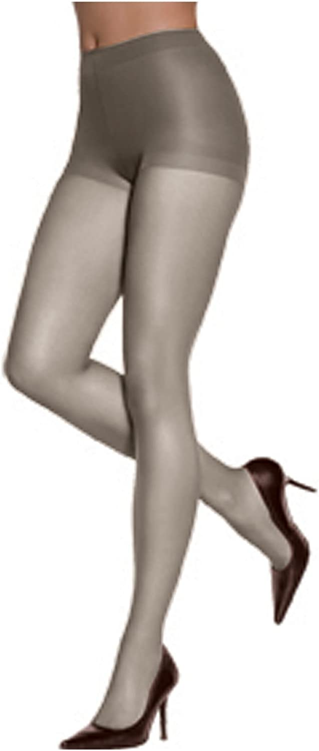 Hanes Women's Absolutely Ultra Sheer Control Top with Reinforced Toe