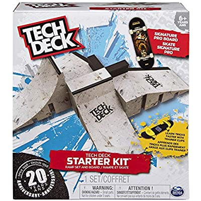 Cheap Tech Deck Fingerboard Starter Kit Ramp Set And Board Price Comparison For Tech Deck Fingerboard Starter Kit Ramp Set And Board Prices On Www 123pricecheck Com Search Our Sports Area Here
