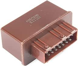 BliliDIY Resistencia del rel/é del Motor del Ventilador del radiador del Ventilador 3 Pines para Peugeot para Citroen 1267E3