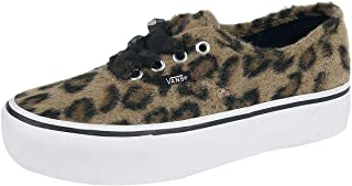 Sportschuhe | Brown Vans Authentic Leopard Print & True