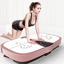 Fitness Vibration Plate Remote Control Bluetooth USB Connection Low Noise Strong Weight Loss Machine Fat Burner Fitness Machine Foot Magnet Shiatsu Massager DSB Estimated Price : £ 363,40
