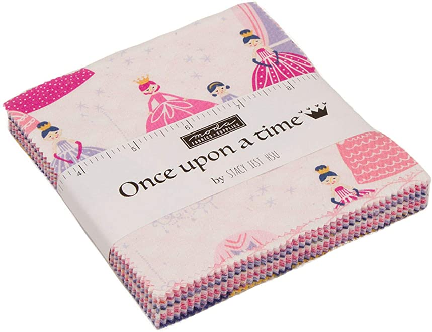 Once Upon A Time Charm Pack by Stacy Iest HSU; 42-5
