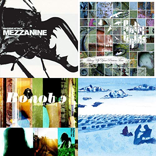 Música Ambient, Chill-Out y Trip-Hop