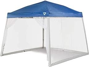 Quest® 10 Ft. X 10 Ft. Mesh Screen for Slant Leg Instant Ez up Pop up Recreational Canopy Tent
