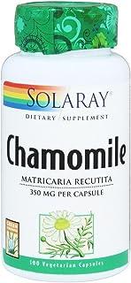 Solaray Chamomile 350 mg, 100 capsules