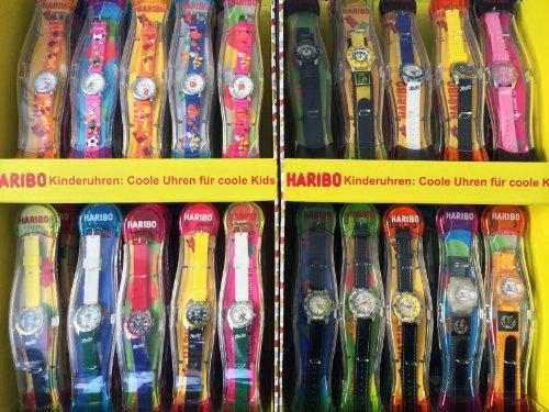 Un reloj de pulsera infantil de Haribo Bear (1 unidad).