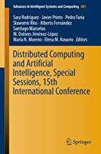 Distributed Computing and Artificial Intelligence, Special Sessions, 15th International Conference (Advances in Intelligen...