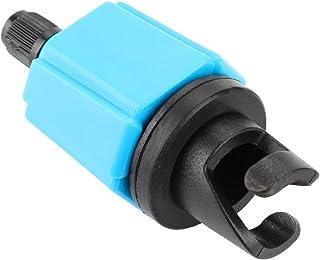 Samfox Adaptador Bomba Aire Sup Hinchador Electrico Paddle Surf Inflador Sup Válvula adaptador adaptador, canoa, Bomba de aire, Azul