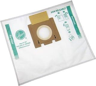 Hoover 35601865 H81 PureHepa Microfiber Dust Bags-Pack of 4, Paper, 3 liters