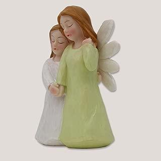 "Giftco, Inc Guardian Angel & Child Figurine 5"""
