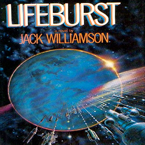 Lifeburst audiobook cover art