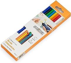 Steinel lijmsticks bonte smeltlijm veelkleurig. Ø 7 mm - 16 Stuk multicolor