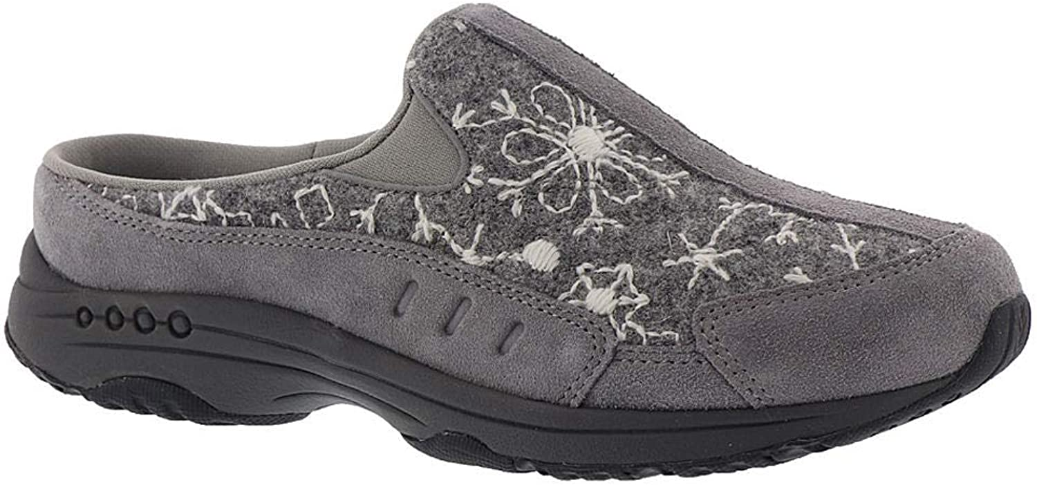 Easy Spirit Womens Travel Time 339 Closed Toe Mules