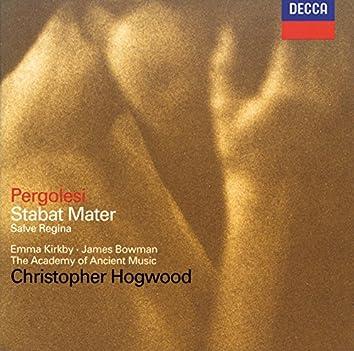 Pergolesi: Stabat Mater; Salve Regina