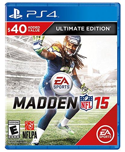 Madden NFL 15 (Ultimate Edition) – PlayStation 4
