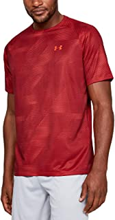 Under Armour Men's UA Tech 2.0 Ss Printed T-Shirt