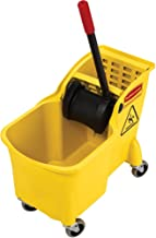 Rubbermaid Commercial Tandem Mopping Bucket