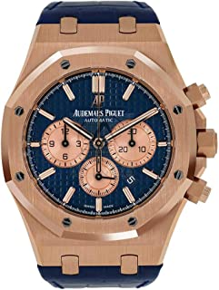 royal oak chronograph blue